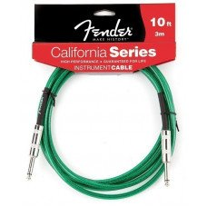 Инструментальный кабель Jack - Jack Fender California Instrument Cable 10 SFG