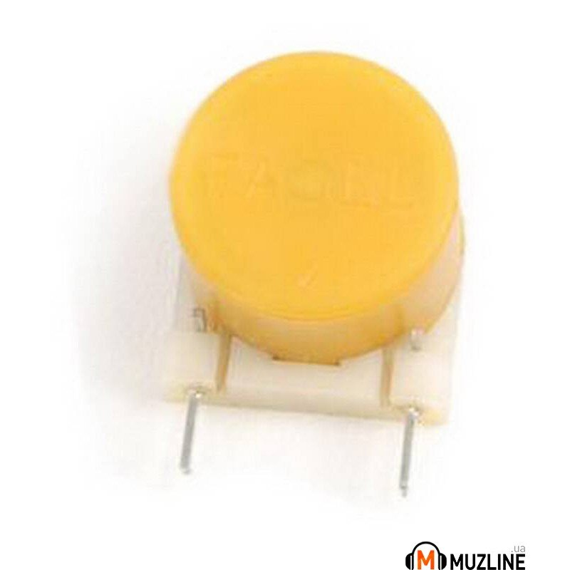 Dunlop FL01Y Fasel Inductor Cup Core Yellow