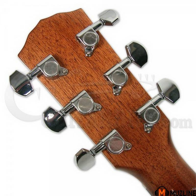 Электроакустическая гитара Fender CD-60CE Mahogany