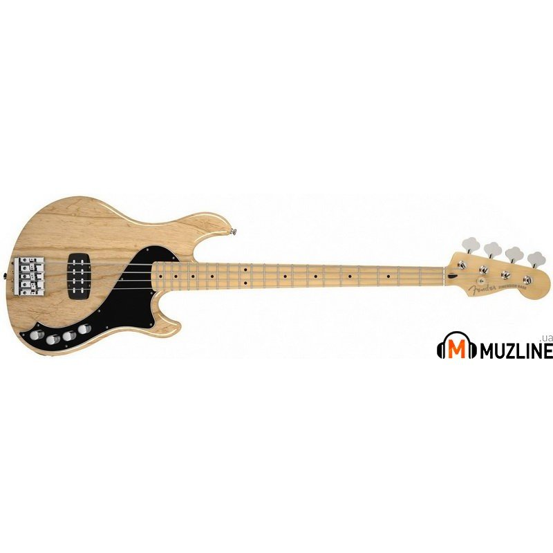 Бас-гитара Fender Deluxe Dimension Bass IV MN NT