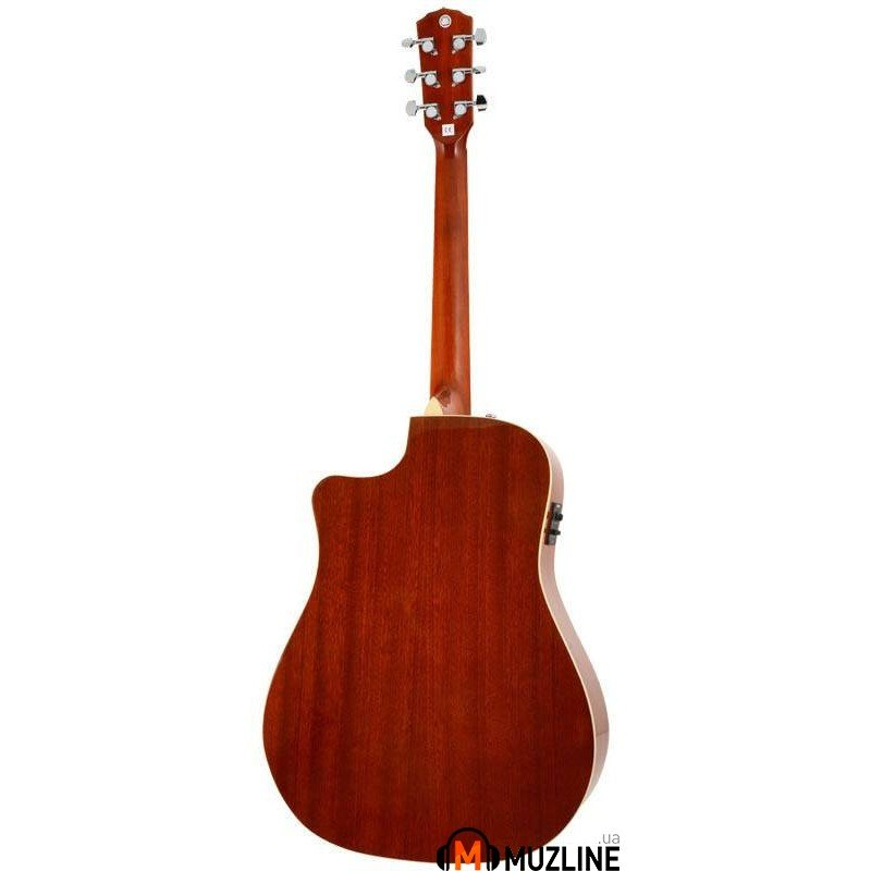 Электроакустическая гитара Fender Tbucket 300CE QMT AM
