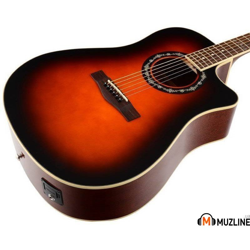 Электроакустическая гитара Fender Tbucket 100CE 3TS