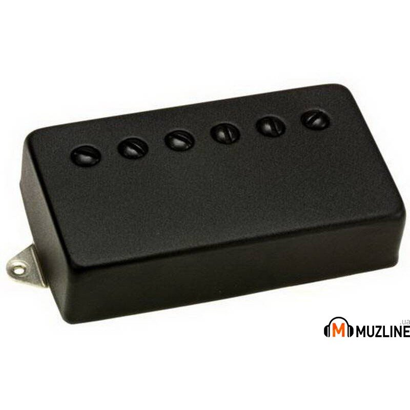 Крышка для звукоснимателя DiMarzio GG1601BK Humbucker Pickup Cover F-Spaced Black