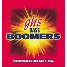 Струны для бас-гитары GHS Strings L3045X Boomers Long X Light