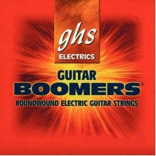 Струны для электрогитары GHS Strings Boomers GB7M