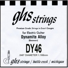 Струны для электрогитары GHS Strings DY46