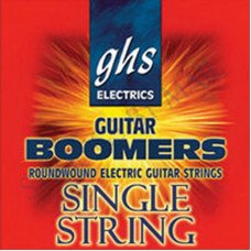 Струны для электрогитары GHS Strings DY80 Single String Roundwound