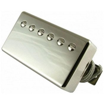 Звукосниматель Gibson 57 Classic Plus Alnico II Humbucker Nickel Cover