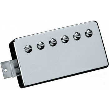 Звукосниматель Gibson IIM98T-CH 498T Hot Alnico 5 Humbucker/Chrome Cover Bridge