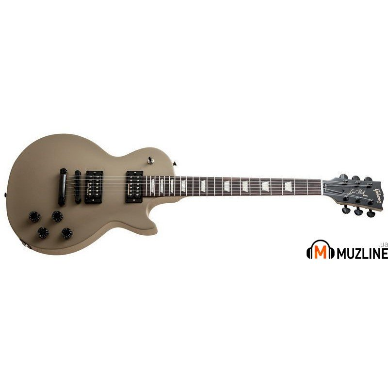 Электрогитара Gibson 2014 Les Paul Studio Government Series 2 Government Tan