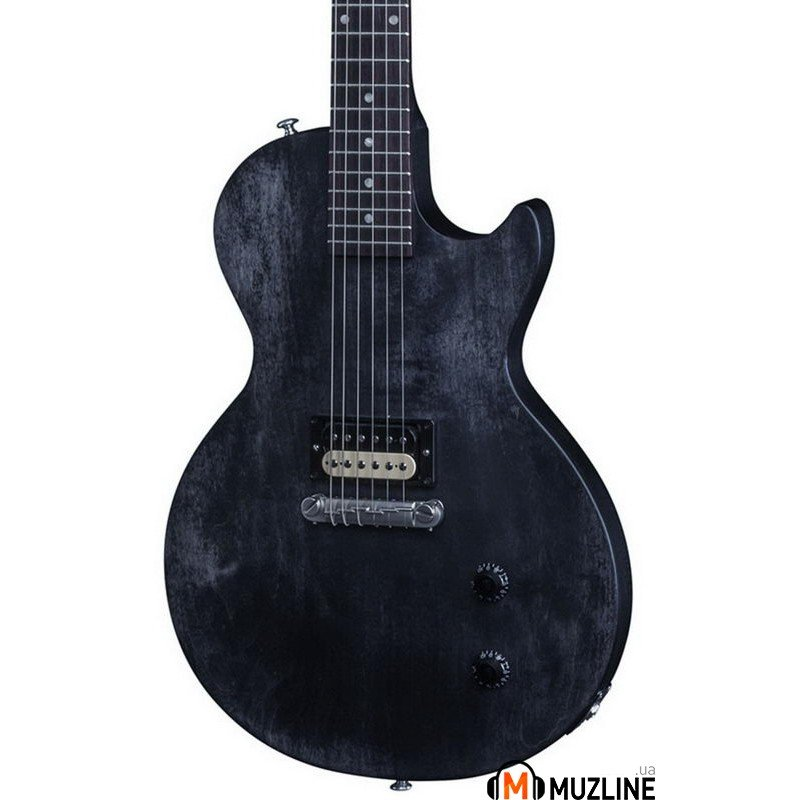 Электрогитара Gibson 2016 Les Paul CM T Satin Ebony Satin Nickel