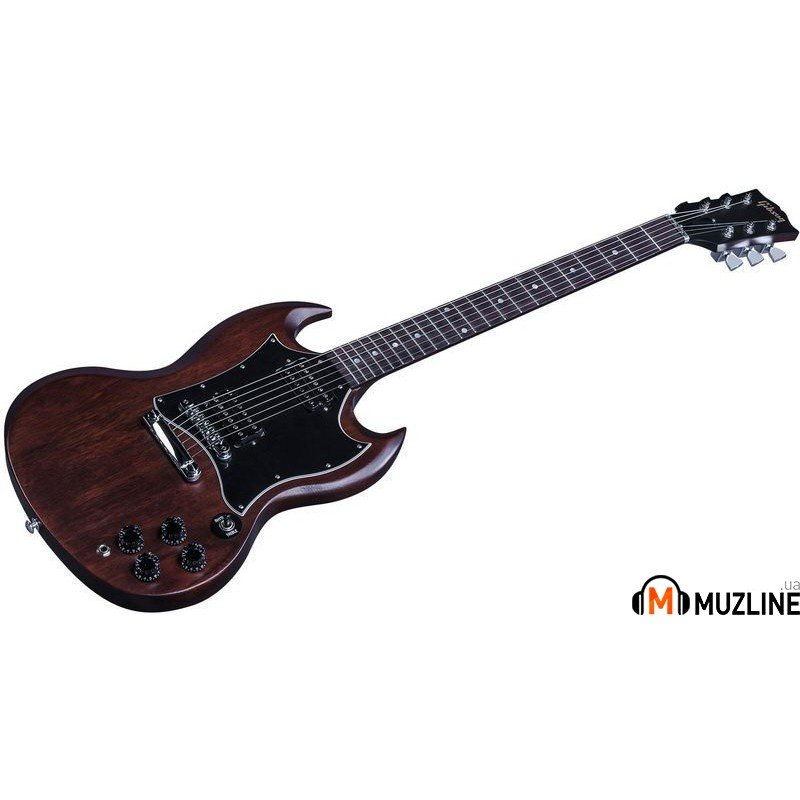 Электрогитара Gibson 2016 T SG Faded Worn Brown