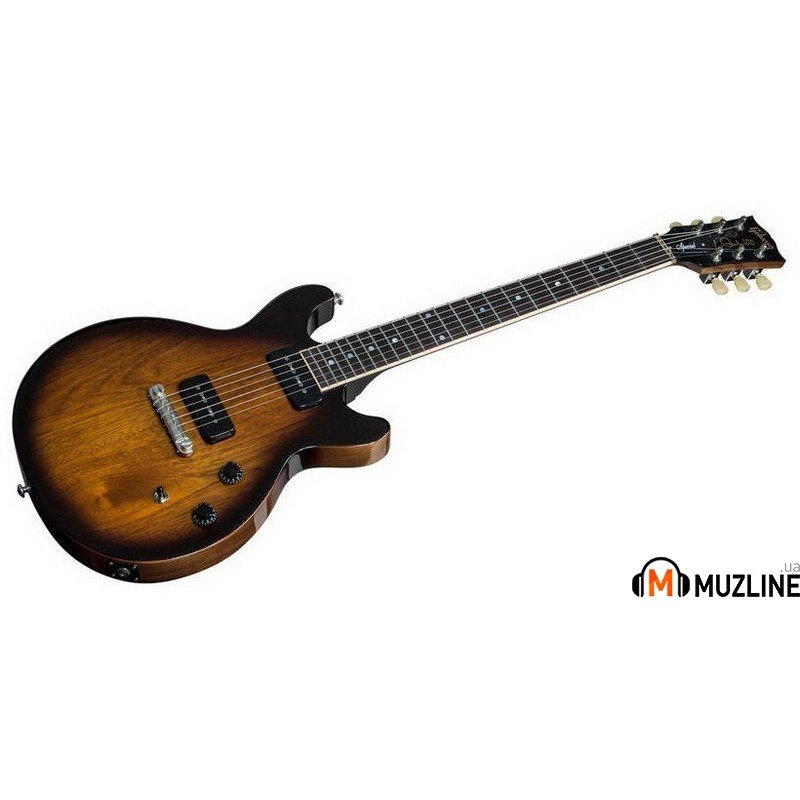 Электрогитара Gibson Les Paul Special Double Cut 2015 Vintage Sunburst Satin