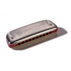 Губная гармошка Hohner Golden Melody C-Major