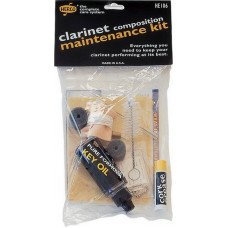 Dunlop HE106 Composition Clarinet Maintenance Kit