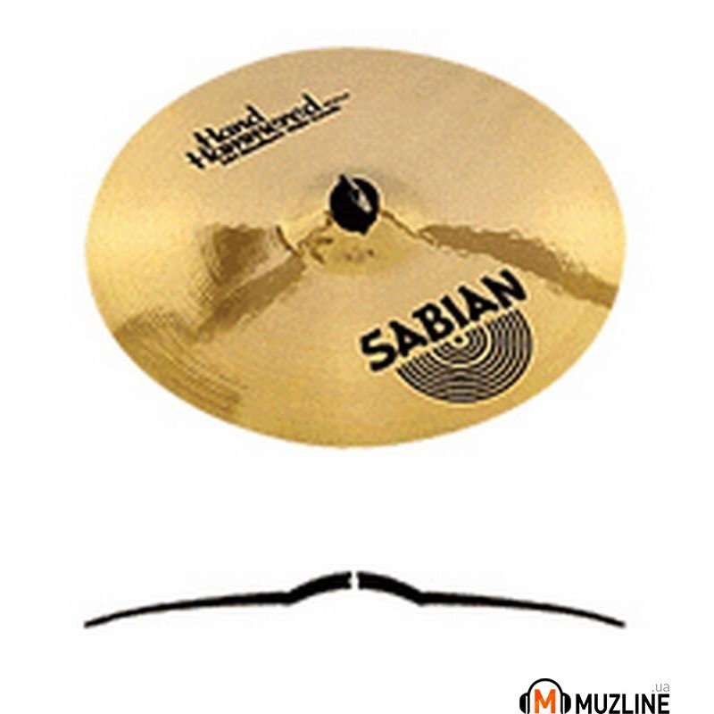 "Crash Sabian 17"" HH Medium Thin Crash"