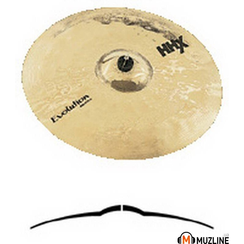 "Sabian 20"" HHX Evolution Ride Br."