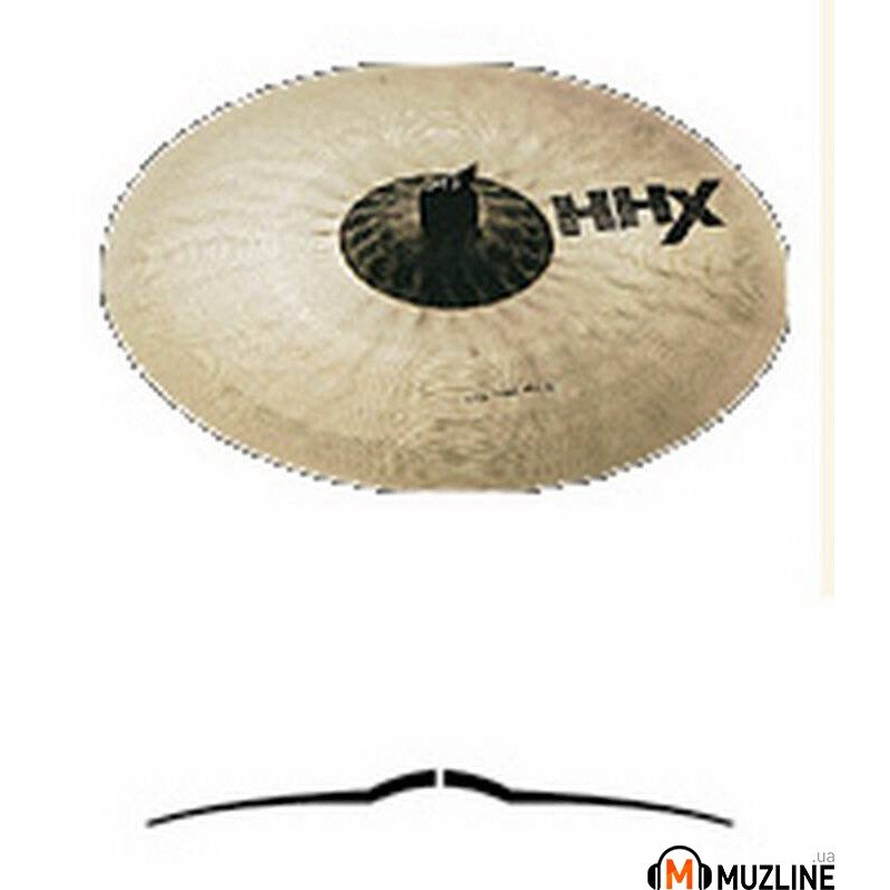 "Crash Sabian 16"" HHX Stage Crash"