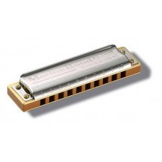 Губная гармошка Hohner Marine Band Deluxe 2005 C-Major