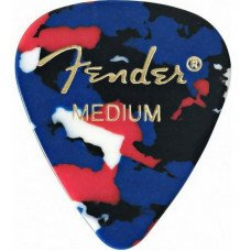 Fender 351 Classic Celluloid 144 Confetti Medium