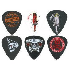 Dunlop L13BP1.0 Lucky13 Art Series Player's Pack 1.0