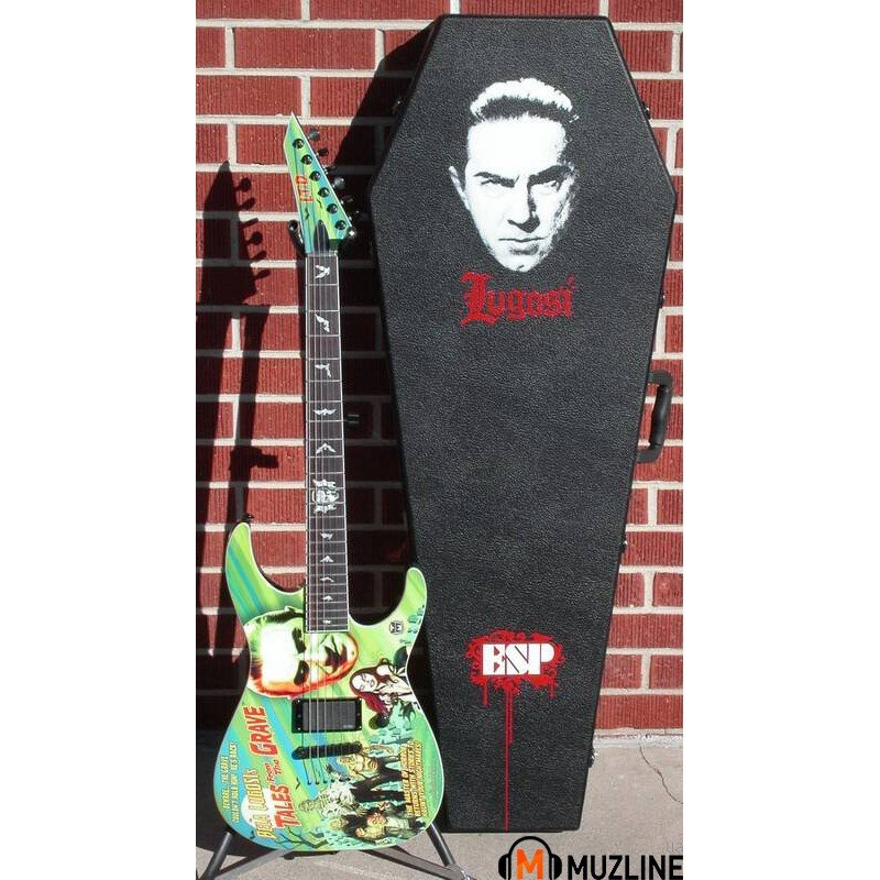 Электрогитара ESP LTD Bela Lugosi Tales From The Grave