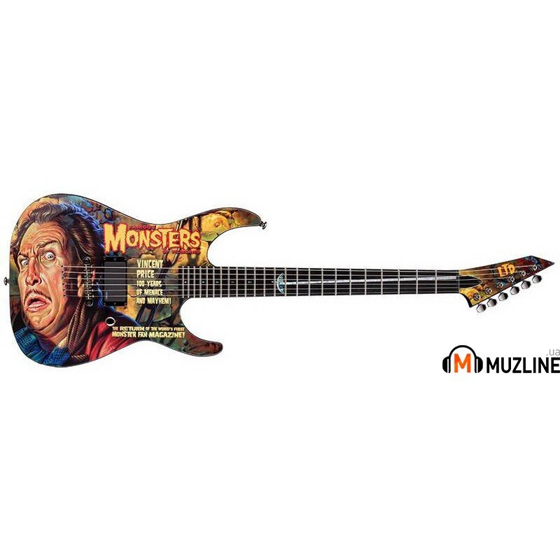 Электрогитара ESP LTD Famous Monsters