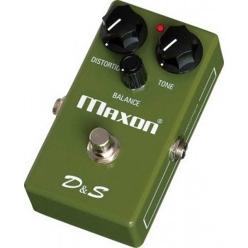 Гитарная педаль Maxon D and S Distortion and Sustainer