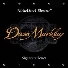 Струны для электрогитары Dean Markley 1012 Nickelsteel Electric 012