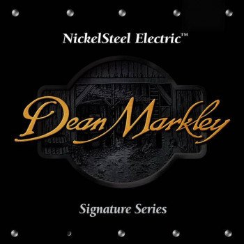 Струны для электрогитары Dean Markley 1010 Nickelsteel Electric 010
