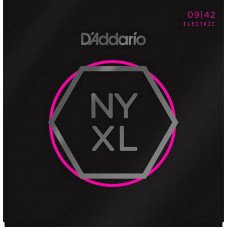 Струны для электрогитары D'Addario NYXL0942 Super Light 09-42