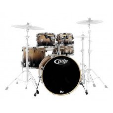 Ударная установка PDP PDCB2215NC Concept Series Birch (Natural To Charcoal Fade)