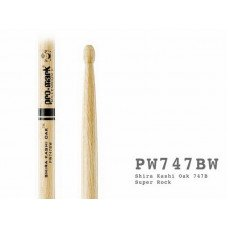 Барабанные палочки Promark PW747BW Japanese White Oak 747B Super Rock