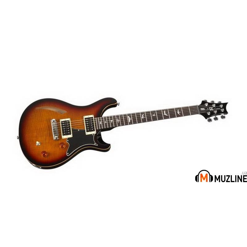 Электрогитара PRS SE Custom Hollowbody Vintage Sunburst