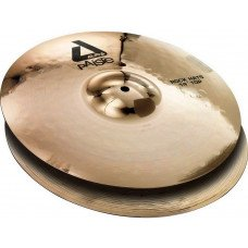 Paiste Alpha Brilliant Rock Hi-Hat 14""