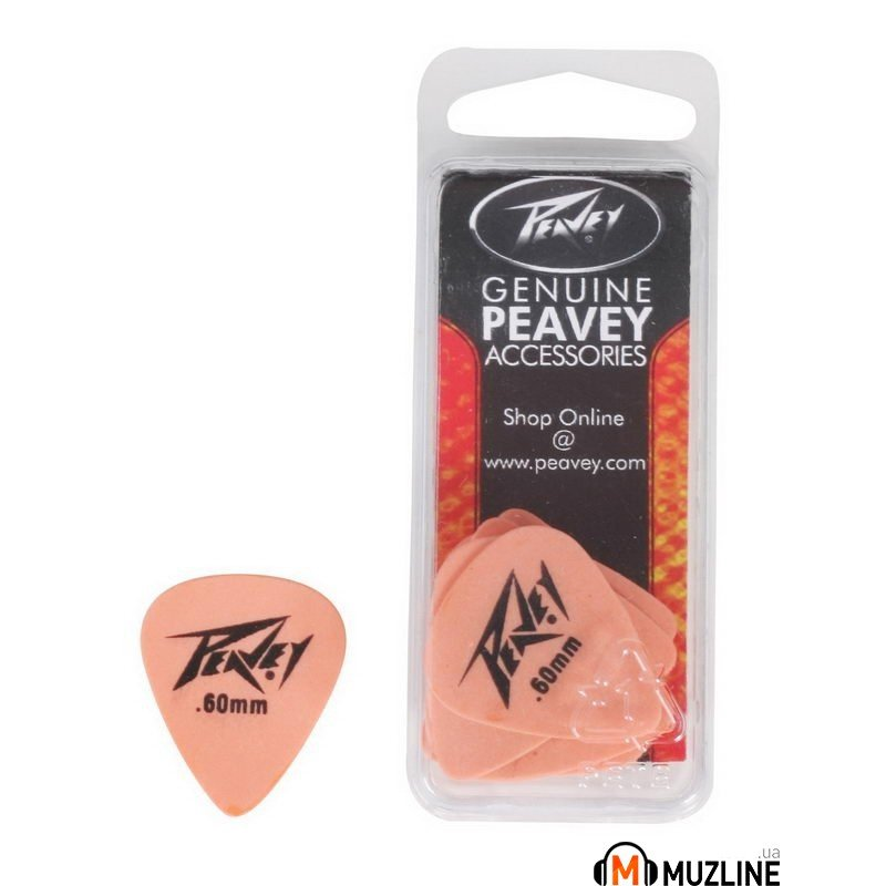Peavey Dreamers Guitar Pick 0,6