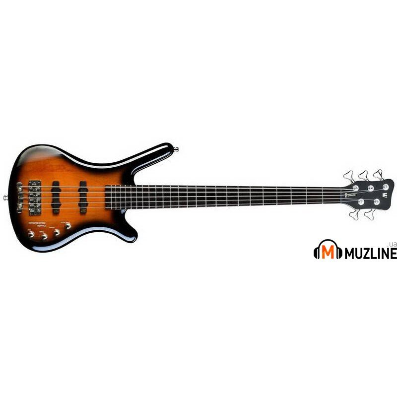 Бас-гитара Warwick Rockbass Corvette Basic 5 Almond Sunburst HP