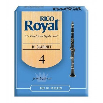 Трость Rico Rico Royal - Bb Clarinet #4.0 - 10 box