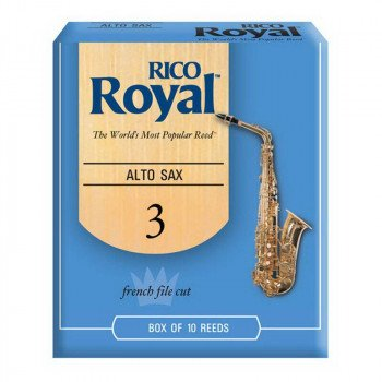 Трость Rico Rico Royal - Alto Sax #3.0 - 10 Box