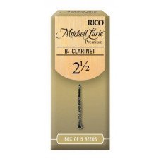 Трость Rico Mitchell Lurie Premium - Bb Clarinet #2.5 - 5 Box