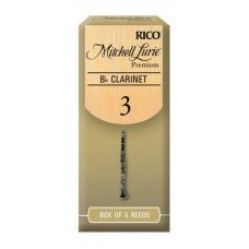 Трость Rico Mitchell Lurie Premium - Bb Clarinet #3.0 - 5 Box
