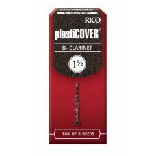Трость Rico Plasticover - Bb Clarinet #1.5 - 5 Box