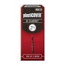 Трость Rico Plasticover - Bb Clarinet #2.5 - 5 Box