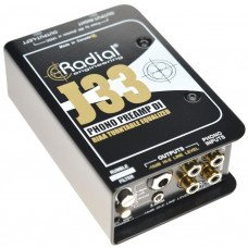 Direct-Box Radial J33
