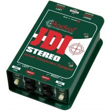 Direct-Box Radial JDI Stereo
