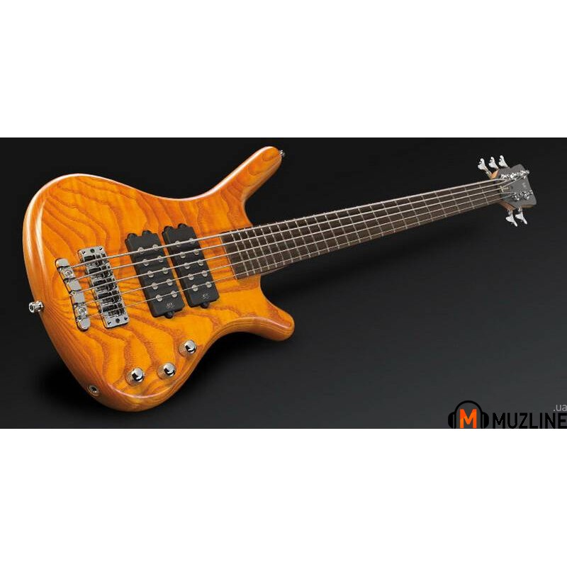 Бас-гитара Warwick Rockbass Corvette $$ 5 Honey Violin OFC