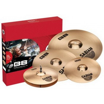 Sabian B8 Promotional Performance Set