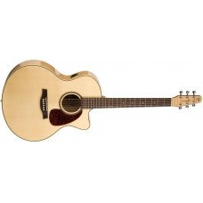 Электроакустическая гитара Seagull Performer CW MJ Flame Maple HG QIT with Bag