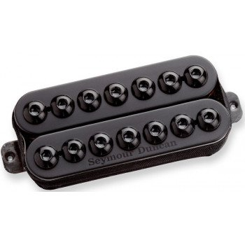 Звукосниматель Seymour Duncan SH8B Invader Black 7STR