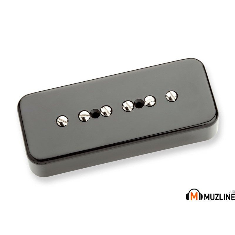 Звукосниматель Seymour Duncan SP90-3B Custom P90 Soapbar Neck Black